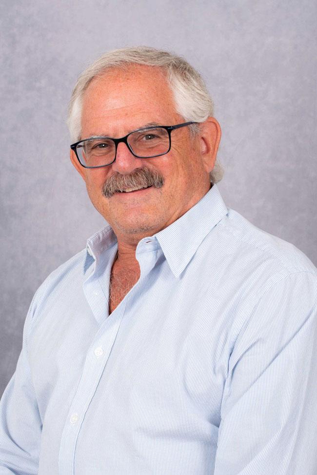 PAUL GALLNER headshot